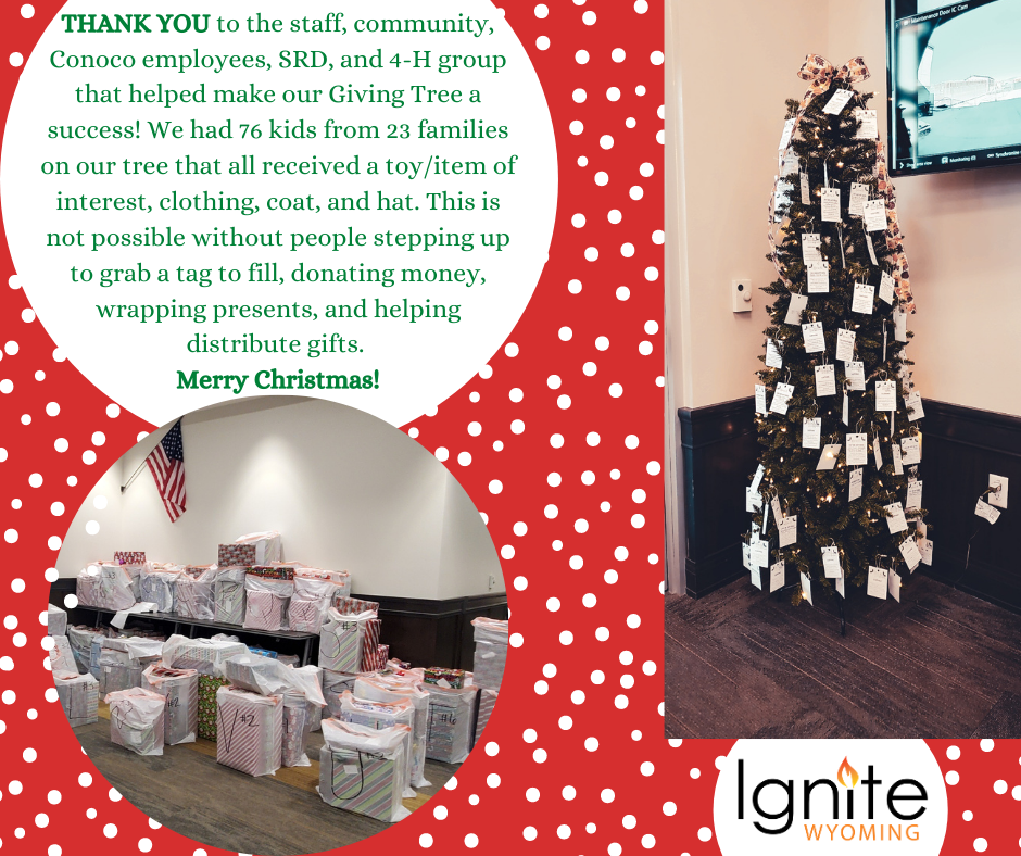 Giving Tree Shout out!