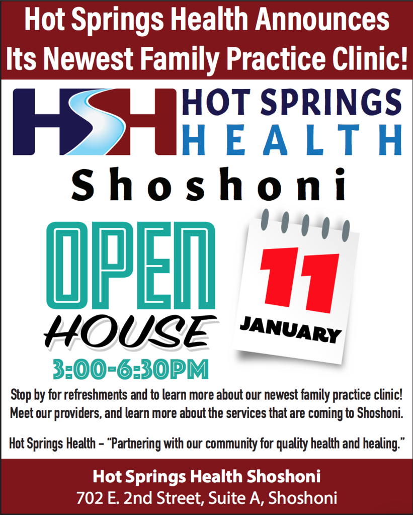 Shoshoni Clinic Open House