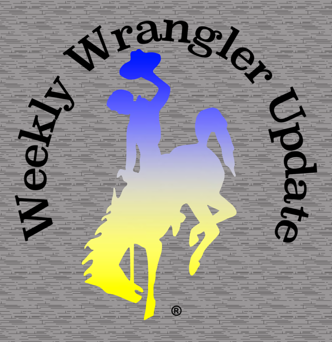 Wrangler Weekly Update