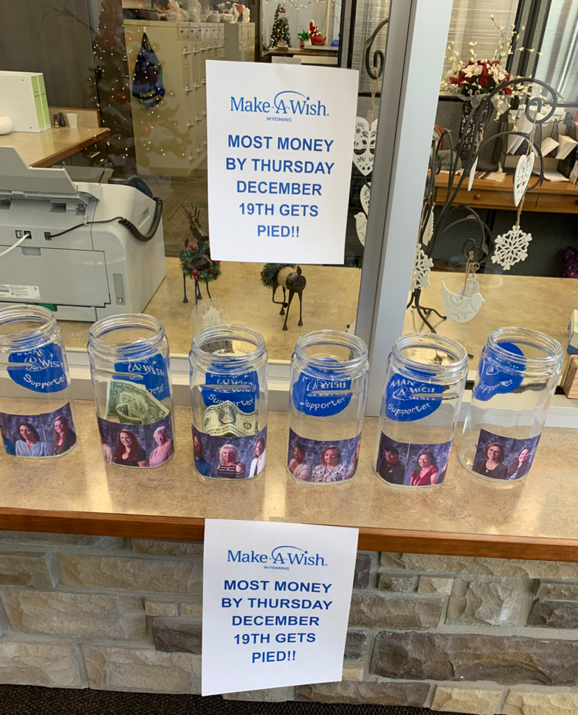 Make A Wish Coin Drive