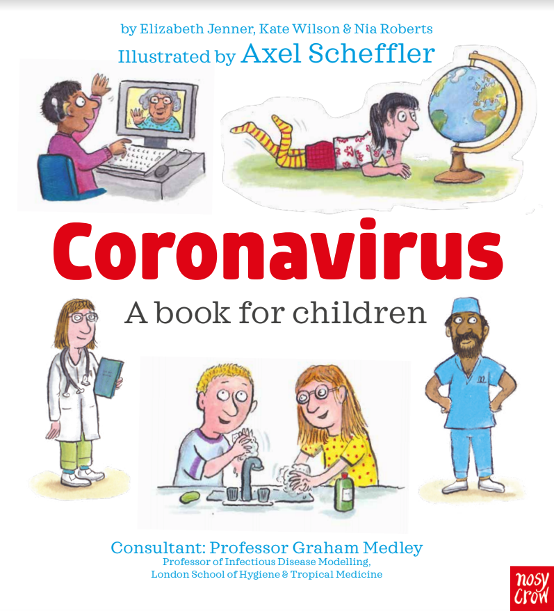 Coronavirus A Book for children