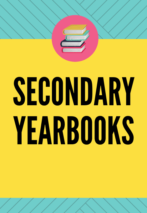 Secondary Yearbooks
