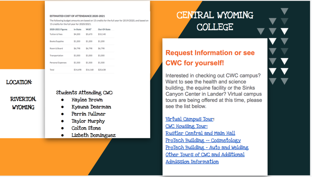 CWC Virtual Signing Day